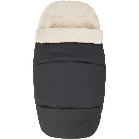 Maxi-Cosi Winter Footmuff, Stroller Accessory Essential Black